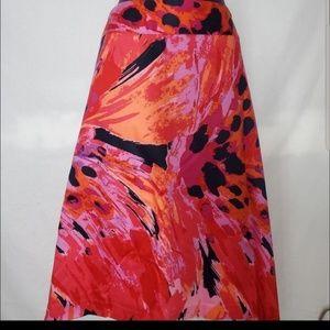 NWT Lane Bryant Summer Skirt
